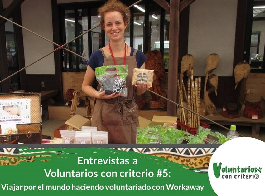 voluntariado con workaway