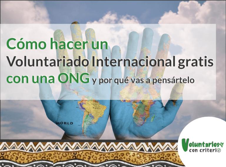 voluntariado en el extranjero gratis