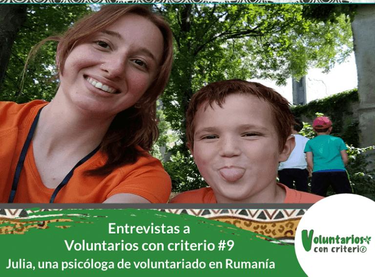 Opinion servicio de Voluntariado Europeo