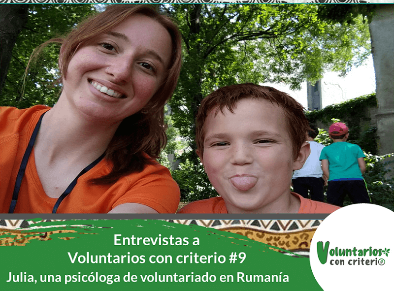 Opinion servicio de Voluntariado Europeo
