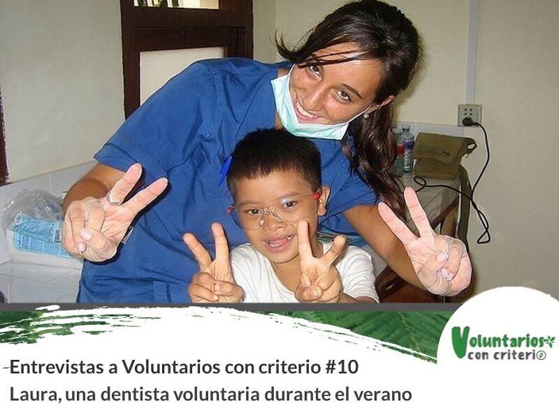 voluntariado durante el verano